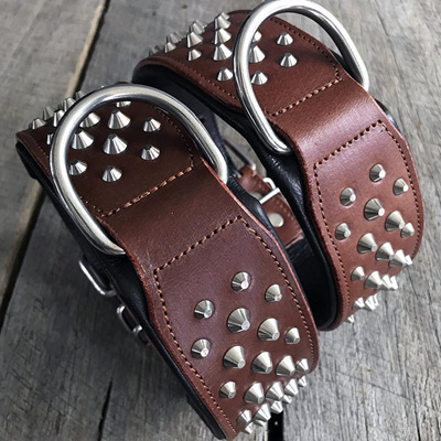 Rogue RuffNeck Collar Brown