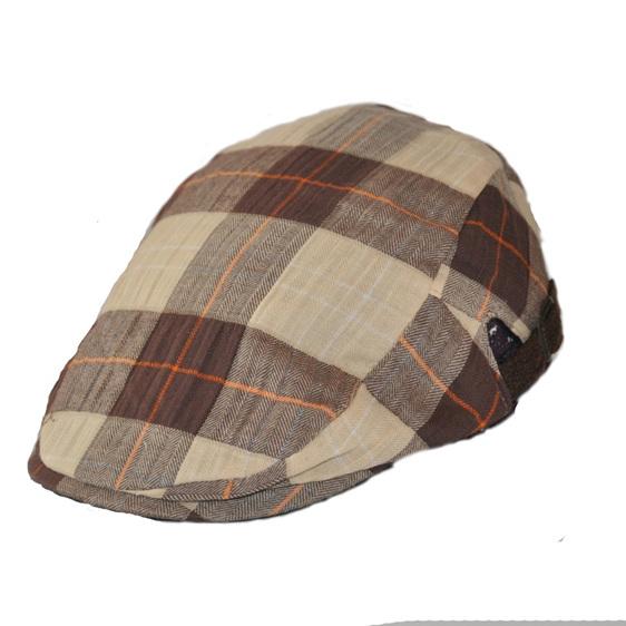 434264f9c Brown Tartan Cheesecutter