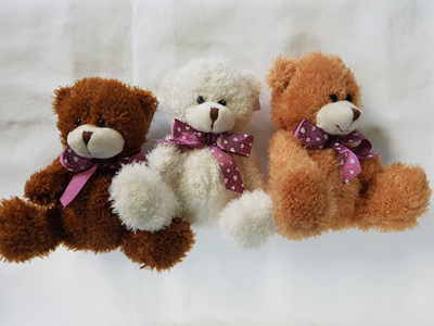 Brown/Cream Teddy Bear