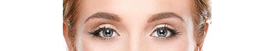 brows and eyelash