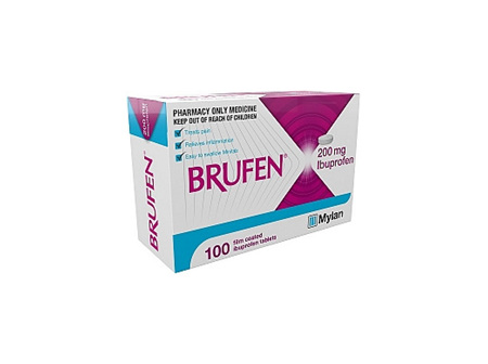 BRUFEN TABLETS 200MG 100'S (E)