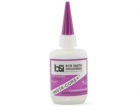 BSI Insta-Cure+ Medium CA Glue 1 oz