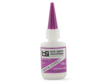 BSI Insta-Cure+ Medium CA Glue 1/2 oz