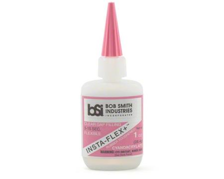 BSI Insta-Flex+ Rubber Toughened CA 1 oz