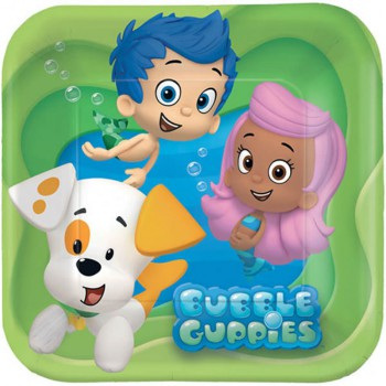 Bubble Guppies Party Range