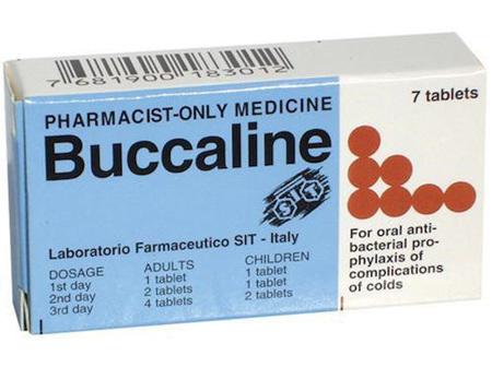 BUCCALINE BERNA TAB 7