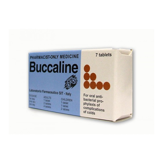 Buccaline Tablets 7