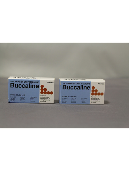 BUCCALINE Tablets 7s