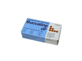 Buccaline Tablets Twin Pack 2x 7