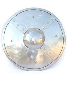 Buckler 1 - Plain Steel Buckler