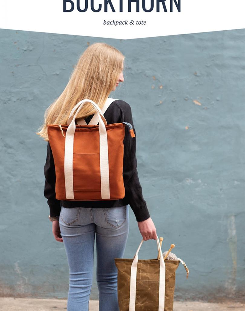 Buckthorn Bag Pattern