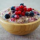 Buckwheat and Blueberry Porridge