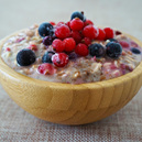 Buckwheat and Blueberry Porridge