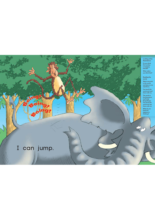 Bud-e Reading 10: No Teasing Elephants