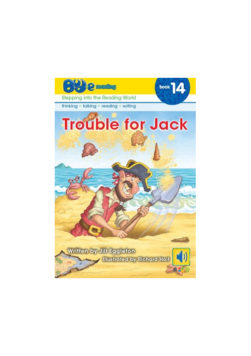 Bud-e Reading 14: Trouble for Jack
