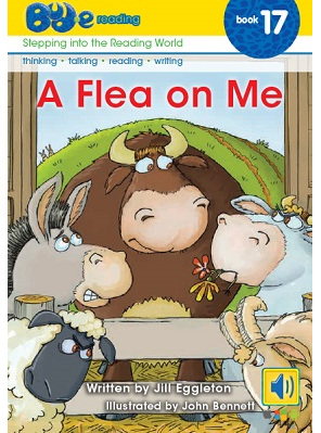 Bud-e Reading 17: A Flea on Me