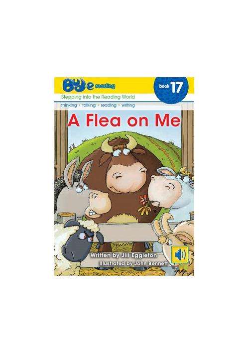 Bud-e Reading 17: A Flea on Me