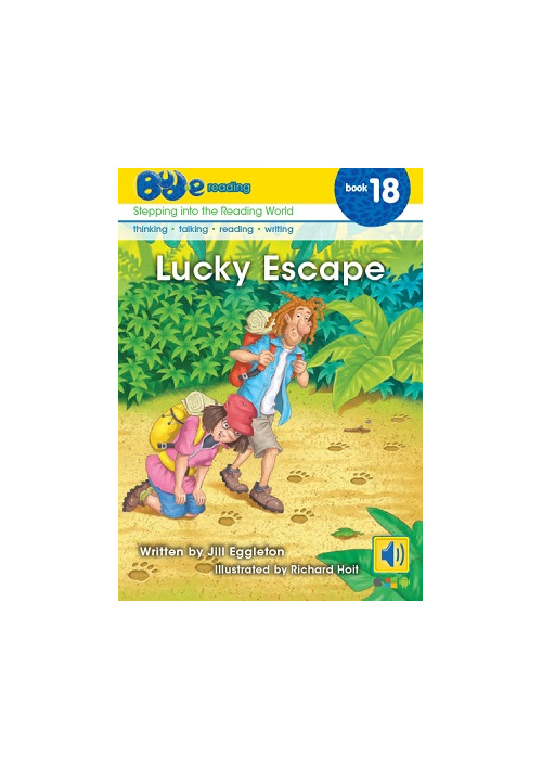 Bud-e Reading 18: Lucky Escape