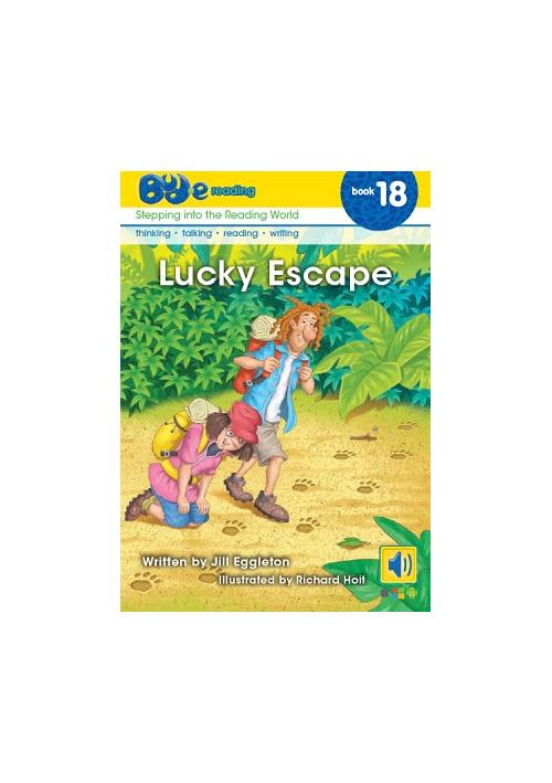 Bud-e Reading 18: Lucky Escape