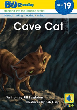 Bud-e Reading 19: Cave Cat