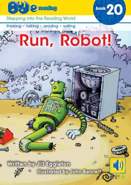 Bud-e Reading 20: Run, Robot!