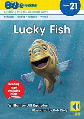 Bud-e Reading 21: Lucky Fish