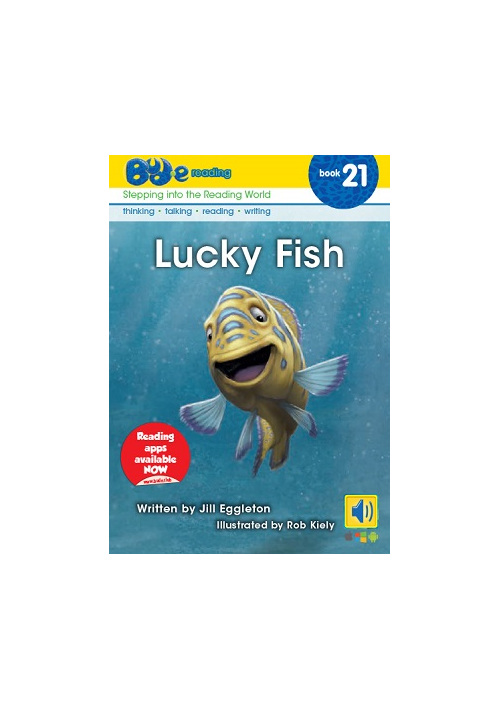 Bud-e Reading 21: Lucky Fish
