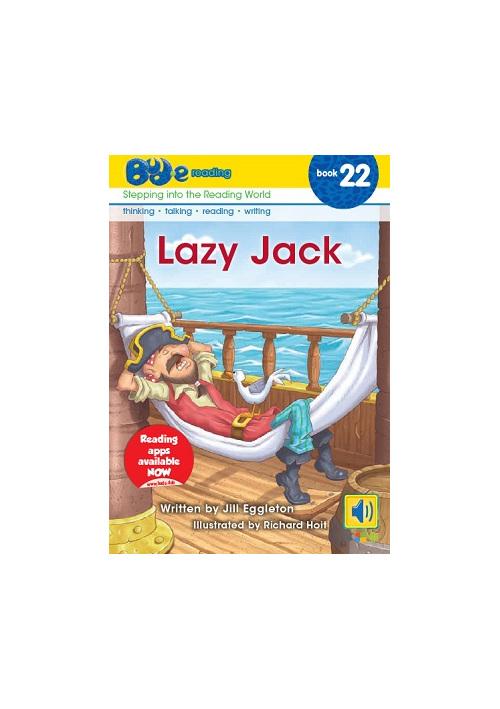 Bud-e Reading 22: Lazy Jack
