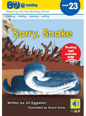 Bud-e Reading 23: Sorry, Snake