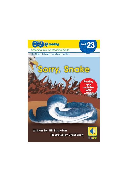 Bud-e Reading 23: Sorry, Snake