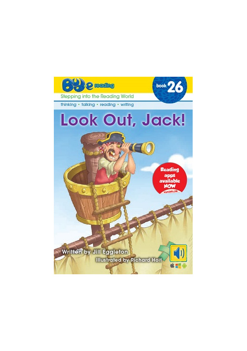 Bud-e Reading 26: Look Out, Jack!