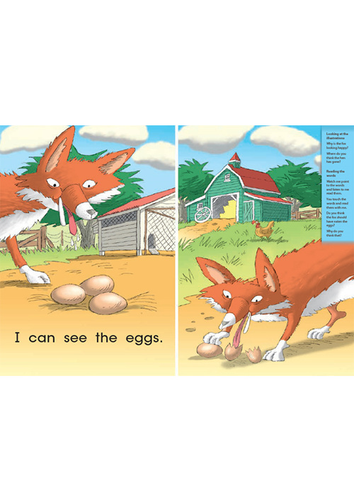 Bud-e Reading 27: Catching Fox