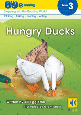 Bud-e Reading 3: The Hungry Ducks