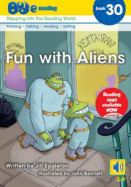 Bud-e Reading 30: Fun with Aliens