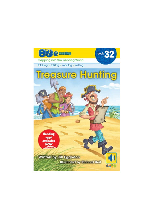 Bud-e Reading 32: Treasure Hunting