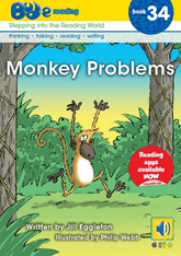 Bud-e Reading 34: Monkey Problems