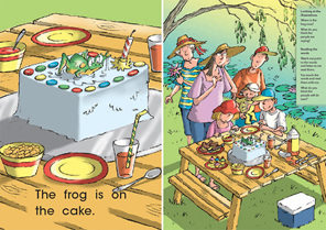 Bud-e Reading 38: Look after Frogs