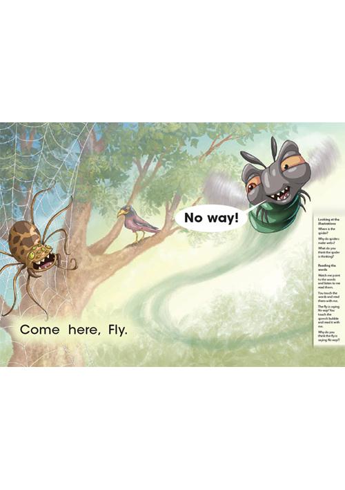 Bud-e Reading 40: No Way!