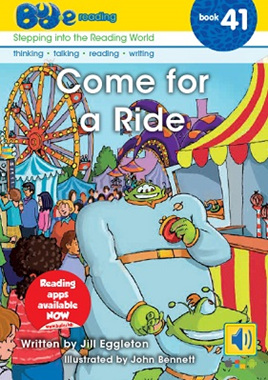 Bud-e Reading 41: Come for a Ride