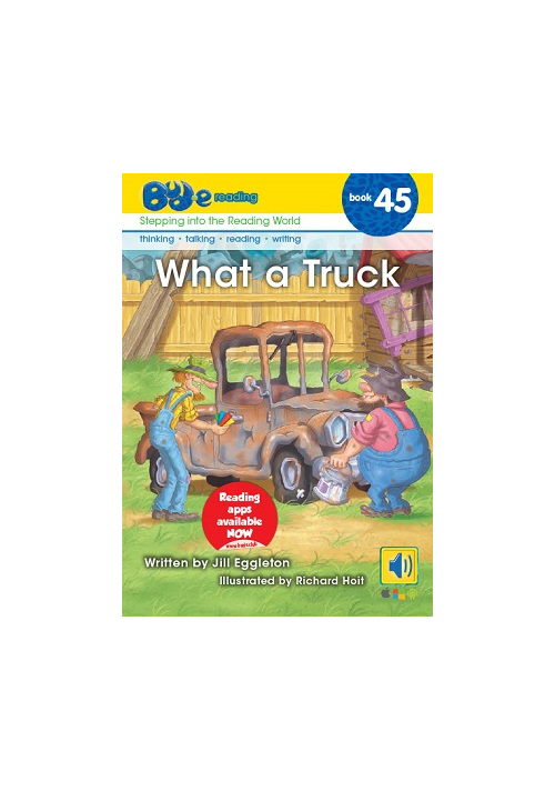 Bud-e Reading 45: What a Truck