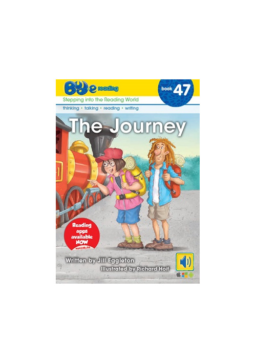 Bud-e Reading 47: The Journey