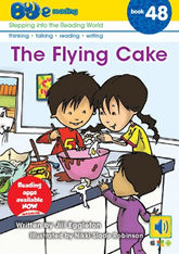 Bud-e Reading 48: The Flying Cake