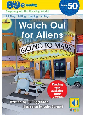 Bud-e Reading 50: Watch Out for Aliens