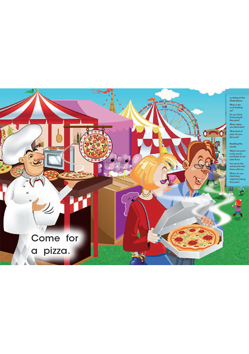 Bud-e Reading 51: Take Care at the Fair
