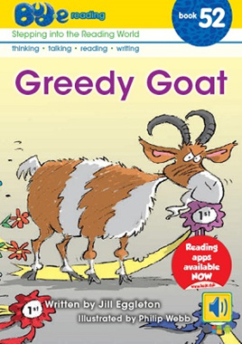 Bud-e Reading 52: Greedy Goat