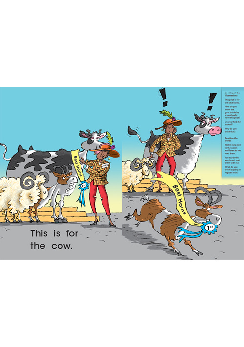 Bud-e Reading 52: Greedy Goat