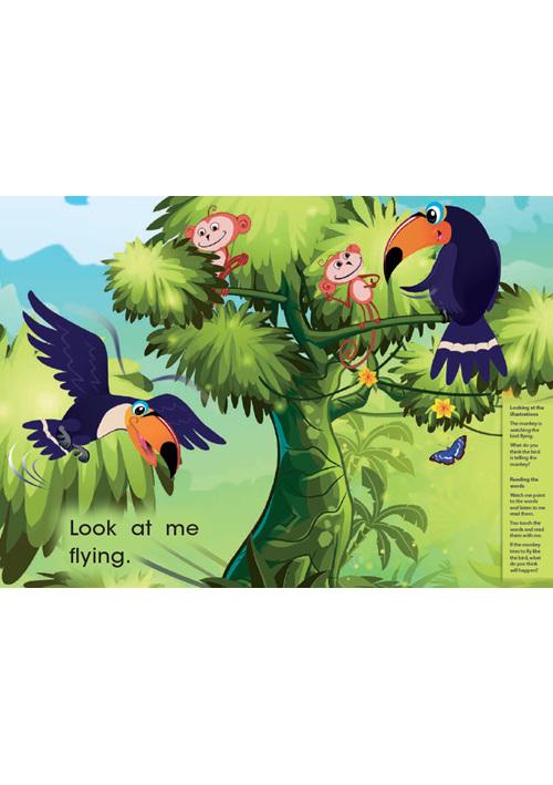 Bud-e Reading 54: Monkeys Can't Fly