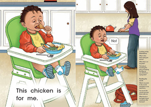 Bud-e Reading 56: No Peas, Please