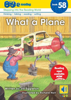 Bud-e Reading 58: What a Plane