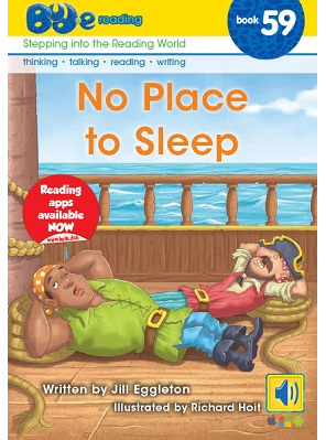 Bud-e Reading 59: No Place to Sleep